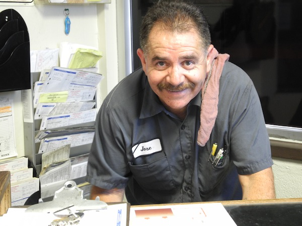 Jose Fierros, founder and owner of Fierros Auto Repair
